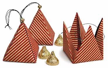 Triangle Sliding Box Tutorial – Origami Tutorials | 232x370