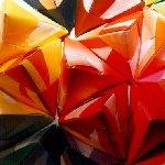 origami polyhedra