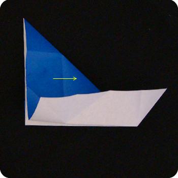 origami pajarita