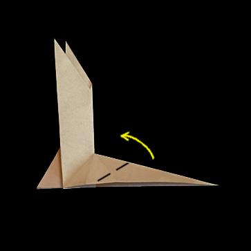 Origami Wild Goose | Origami Goose | Origami Bird Instructions on