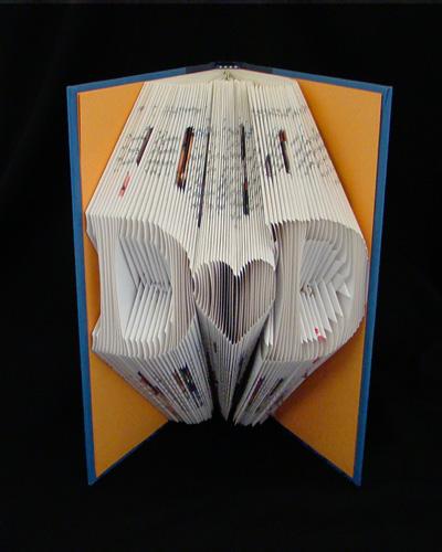 fold book