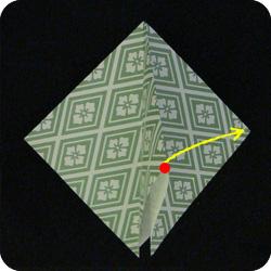 origami star box