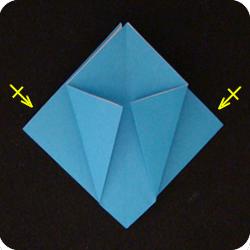 How to make Paper Flower Vase - Mini 3D Origami Vase - YouTube | 250x250