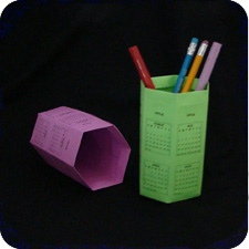 Origami Pen Stand | Pen Holder | Craft Ideas - YouTube | Origami ... | 225x225
