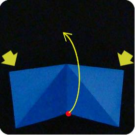 orrigami bluebell