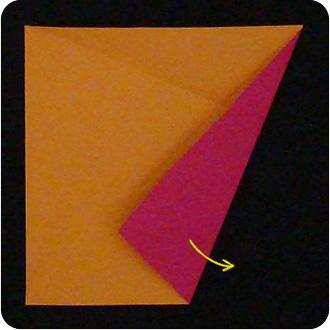 To Make a Modular Origami Kirigami Tulip Pattern - YouTube