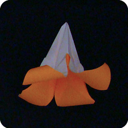 origami day lily