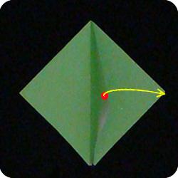 origami harebell