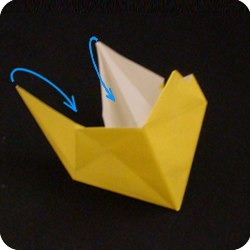 origami bellflower