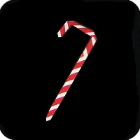 origami candy cane