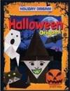 halloween Origami books