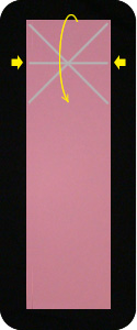 long heart Bookmark