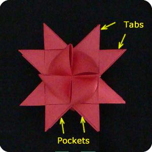 Moravian Star wreath