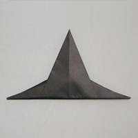 Origami Instructions  How to make a Simple Origami Hat