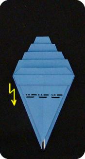 origami bug