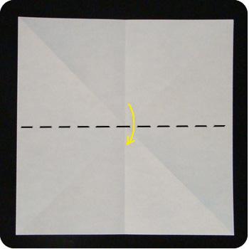 origami segmented bug