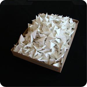 3D Origami Folding Instruction by Jaxster115 on DeviantArt | 300x300