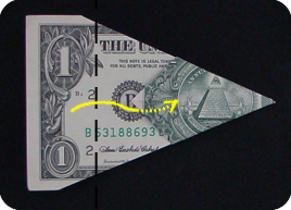 dollar bill star
