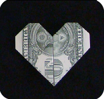 money aligned heart