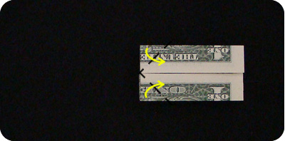 dollar bill origami money bow tie