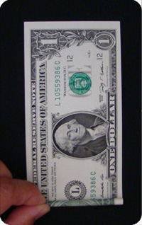 origami money diploma