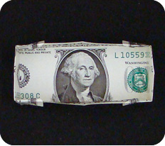 dollar bill easy box