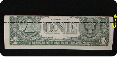 money inscription cross