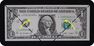 origami money leaf