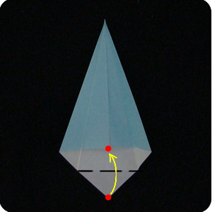 origami sax