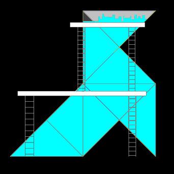 scaffold origami